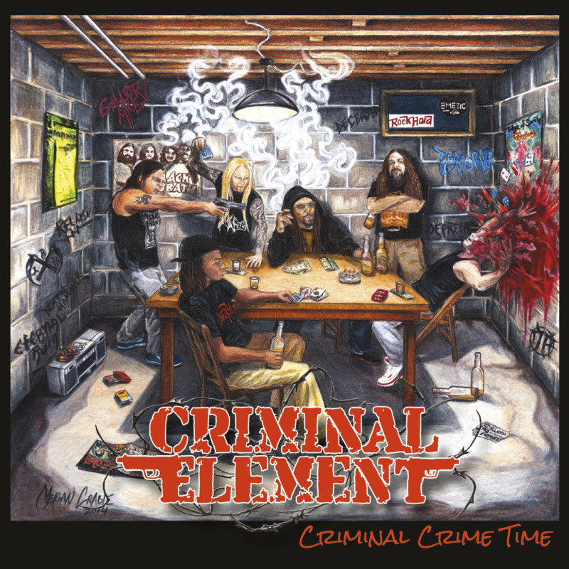 Criminal Element cover
