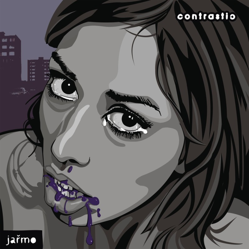 Contrastic-Jarmo Split LP