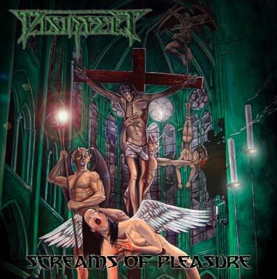 Disinfect-Screams of pleasure CD