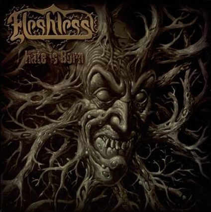 Fleshless-hate is Born