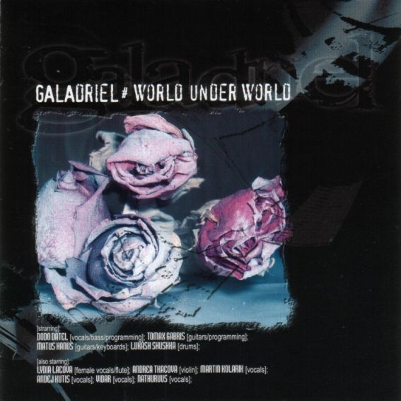Galadriel-World under world CD