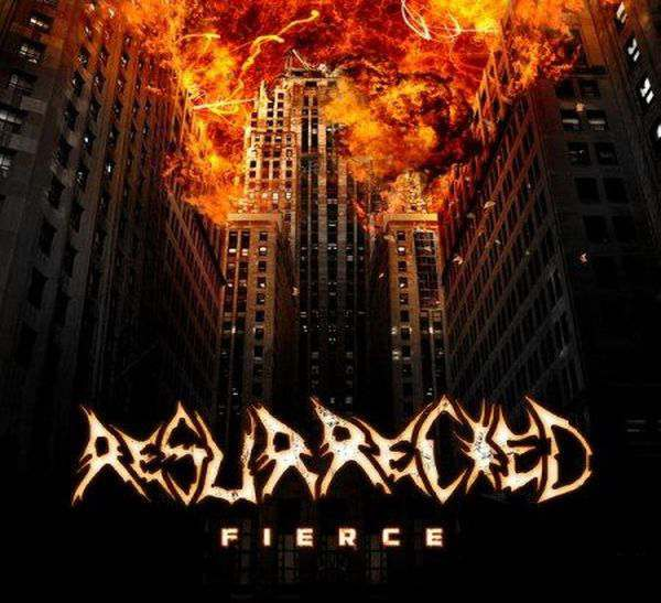 Resurrected-Fierce CD