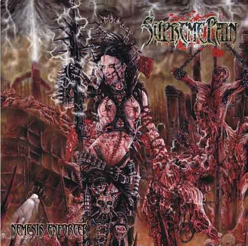 Supreme Pain-Nemesis Enforcer