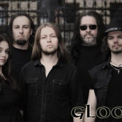GLOOM band photo